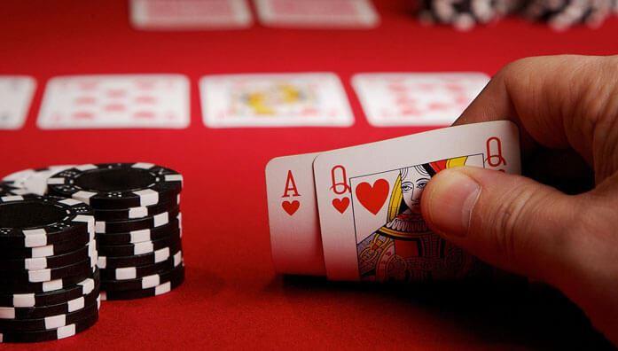 Good Poker Hand in Flop Round