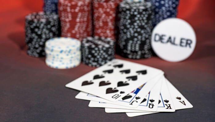 flush in poker rules