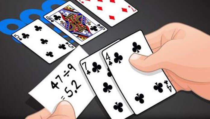 Pot odds in poker?