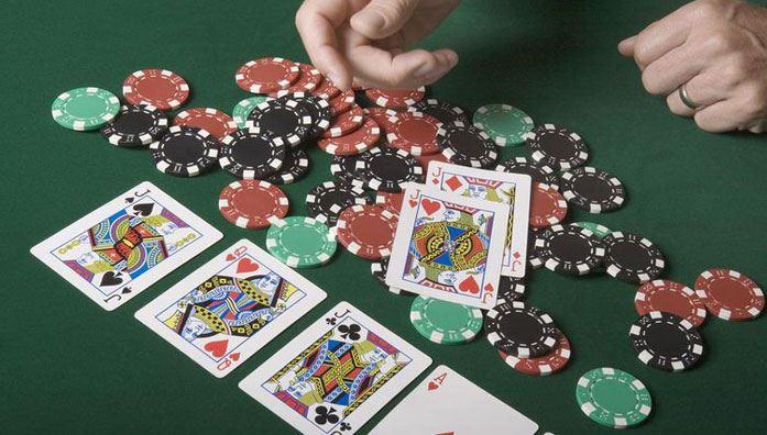What is rebuy in poker