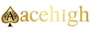 AceHigh Poker - Logo