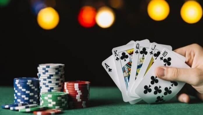 flush in poker