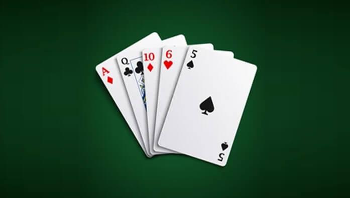 high card in poker