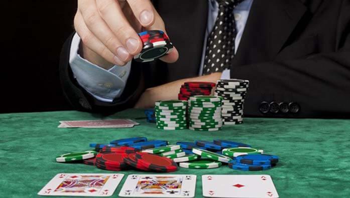 raise in poker