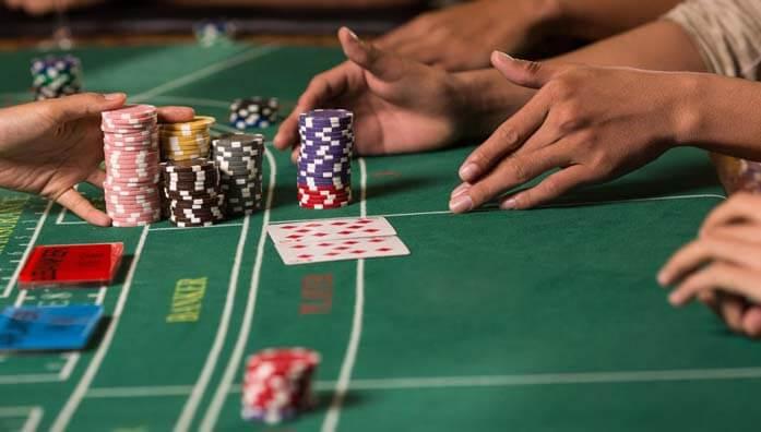 raising versus calling in poker