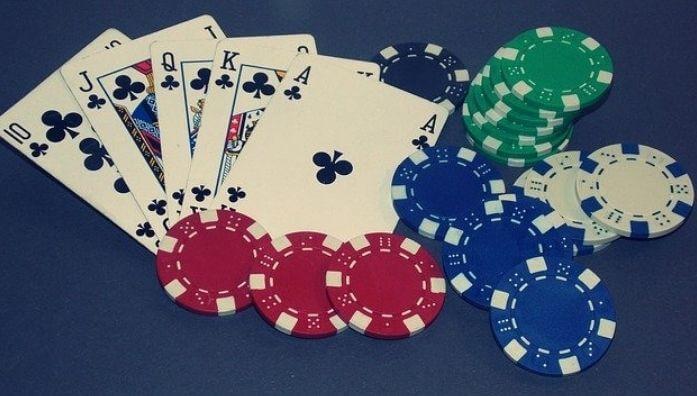 straight flush in poker