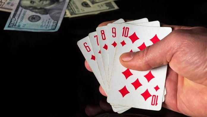Straight flush rules in poker