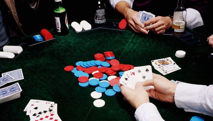 Rebuy in poker